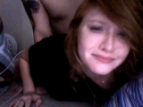 Perfect obedient redhead used as fuck toy