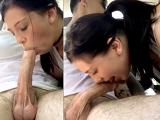 Beautiful Babe Sucks A Delicious Dick