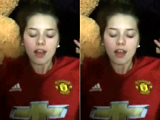 Manchester United Fan Fucked Missionary